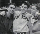 Vince, Joe and Dom DiMaggio